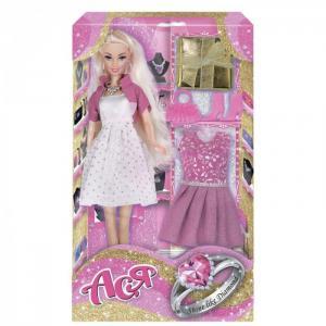 Кукла Ася Сверкай как бриллиант дизайн 1 28 см Toys Lab