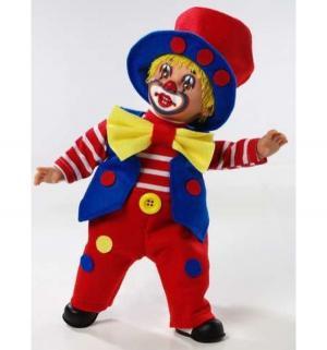 Кукла  Elegance Клоун 38 см Arias