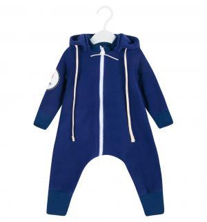 Комбинезон  Индиго, цвет: синий Bambinizon