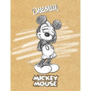 Дневник  Микки Маус Disney Hatber