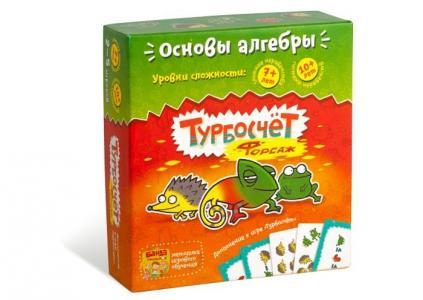 Увлекательная настольная игра Турбосчет Форсаж Банда Умников