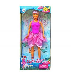 Кукла Defa Фея в сиреневом платье Lucy