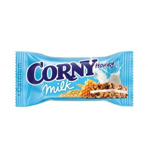 Батончик  Corny Big молоко-мед, 30 г, 1 шт Schwartau