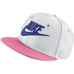 Кепка Nike. Цвет: белый