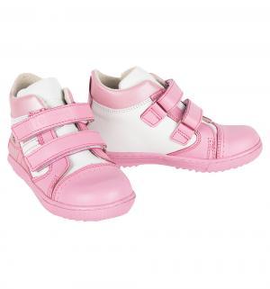 Ботинки , цвет: розовый El Tempo