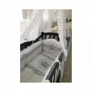 Комплект в кроватку  Императорский (7 предметов) Б-2051 Мой Ангелок