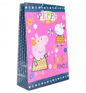 Подарочный пакет  Пеппа и Сьюзи 35 см Peppa Pig