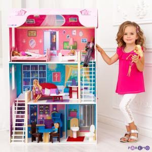 Дом для кукол  Вдохновение 120 см Paremo