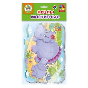 Пазл  Бегемот Vladi Toys
