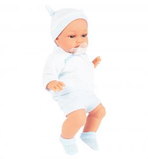 Кукла  Бимбо в голубом 34 см Juan Antonio