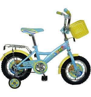 Велосипед  Фиксики, цвет: голубой Navigator