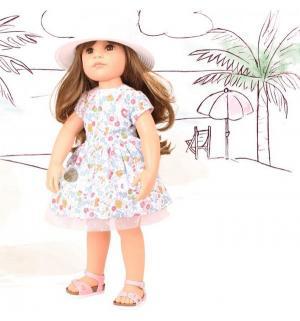 Кукла  Ханна летний наряд с очками 50 см Gotz