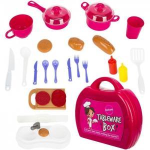 Игровой набор Посуда для кукол I8336ABC Игруша