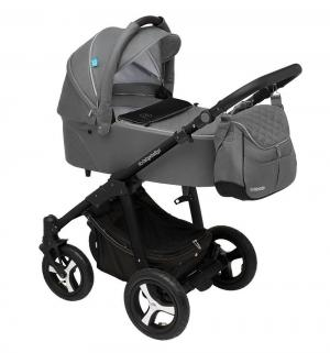Коляска 2 в 1  Lupo Comfort New, цвет: graphite Baby Design