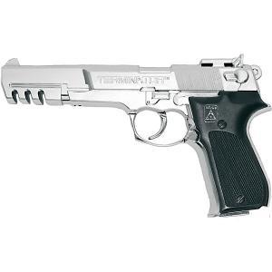 Пистолет  Terminator, 23 см Sohni-Wicke. Цвет: серый