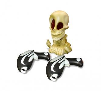Интерактивная игрушка  Тир проекционный с 2-мя бластерами Johnny the Skull