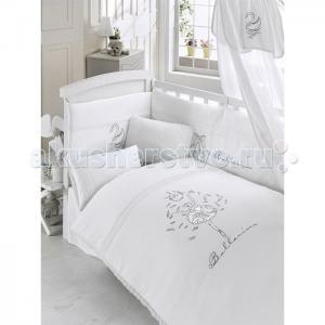 Комплект в кроватку  Ballerina (6 предметов) Bebe Luvicci