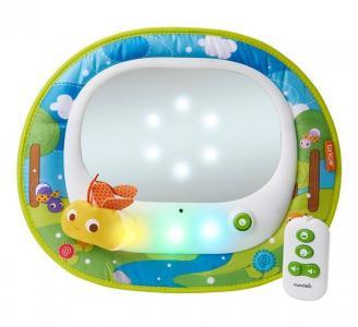 Brica зеркало контроля за ребёнком в автомобиле Firefly Baby In-Sight Mirror Munchkin
