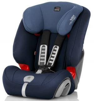 Автокресло  Evolva 123 Plus, цвет: moonlight blue Britax Romer