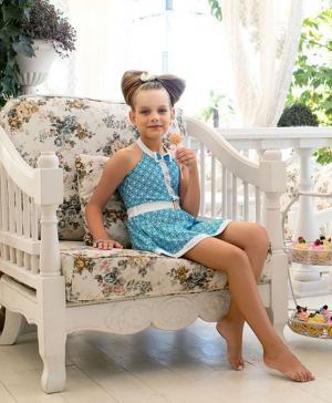 Пляжное платье Arina