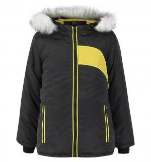 Куртка , цвет: зеленый/черный Ursindo