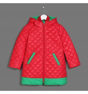 Пальто , цвет: красный Ёмаё