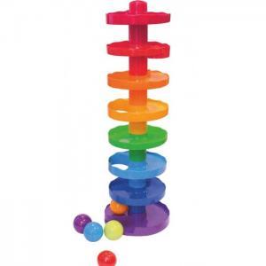 Развивающая игрушка  Пирамидка Зайкина горка Мега Биплант