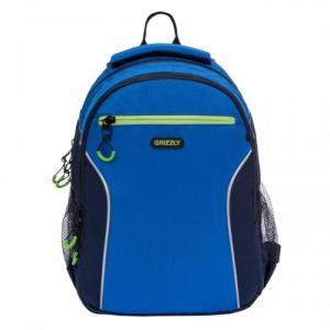 Рюкзак школьный RB-963-1 Grizzly