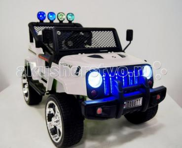 Электромобиль  Jeep T008TT RiverToys