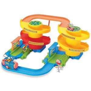 Железная дорога  с поездом Devik Toys