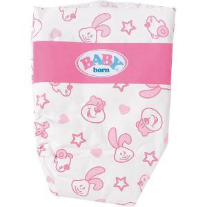 Памперсы для куклы  Baby born, 5 шт Zapf Creation