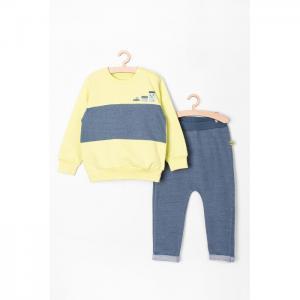 Комплект свитшот и брюки для мальчиков 5P3902 5.10.15