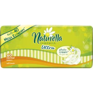Прокладки гигиенические  Camomile Normal, 40 шт Naturella