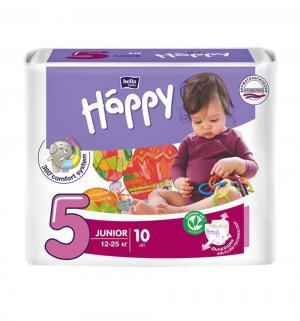 Подгузники  Junior 5 (12-25 кг) 10 шт. Bella Baby Happy