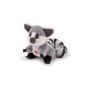 Мягкая игрушка  Лемур, 9 см Trudi. Цвет: серый