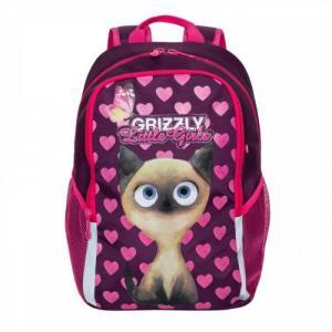 Рюкзак школьный RG-969-1 Grizzly