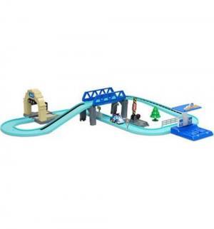 Игровой набор  Средний трек с умной машинкой Robocar Poli