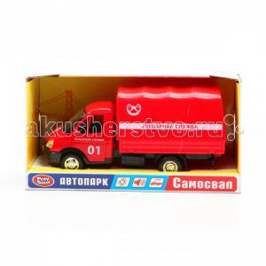 Автопарк инерционная машина пожарная служба, 17 см Play Smart