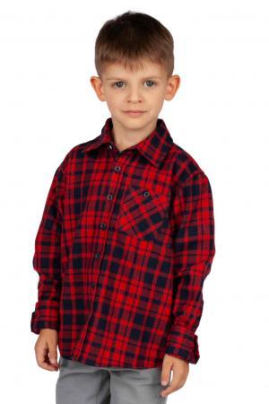 Рубашка , цвет: красный Baon