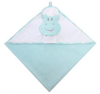 Набор для купания с вышивкой 2 предмета Ангелочки
