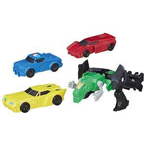 Трансформеры Transformers Роботы под Прикрытием: Тим-Комбайнер, Ультра Би Hasbro