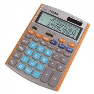 Калькулятор настольный полноразмерный 12 разрядов 153512O Milan