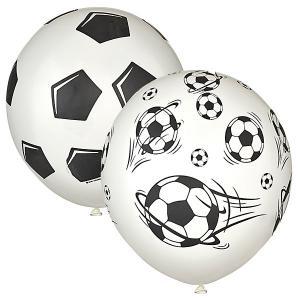Воздушные шары  Футбол 25 шт, пастель Latex Occidental. Цвет: разноцветный