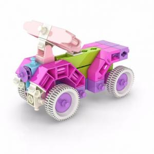 Конструктор  Inventor Girls Набор из 10 моделей 234 элемента Engino