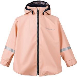 Куртка EDLYN  для девочки DIDRIKSONS1913. Цвет: розовый