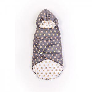 Конверт для новорожденного Обнимашки с капюшоном Звезды Rant