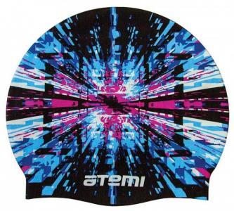 Шапочка для плавания Графика PSC423 Atemi