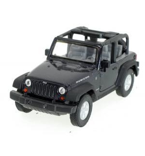 Модель машины  Jeep Wrangler Rubicon Welly