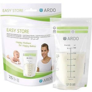 Пакеты для хранения и замораживания грудного молока Ardo. Цвет: белый