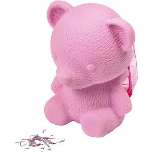 Ластик-точилка Westcott Медведь. Цвет: разноцветный